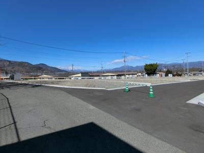 南西道路から撮影