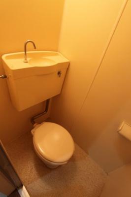 【トイレ】セントポーリア河原町