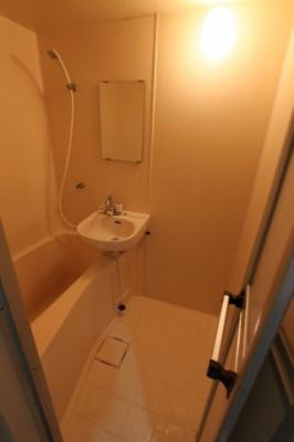 【浴室】セントポーリア河原町