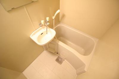 【浴室】プリベール下中野