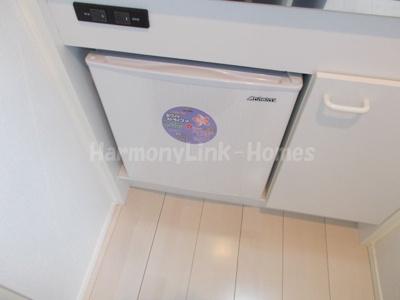Residence Azurのミニ冷蔵庫