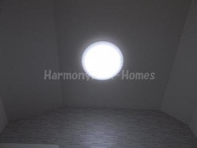Residence Azurの照明機器