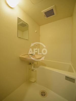 ディアコートセンバ 浴室