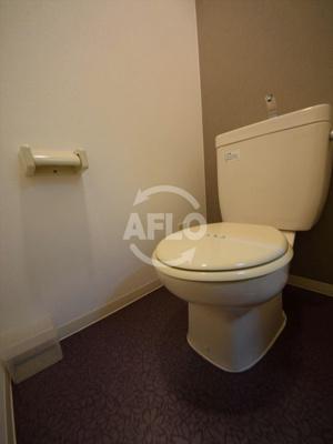 ディアコートセンバ トイレ