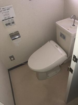 【トイレ】メゾンアワジ