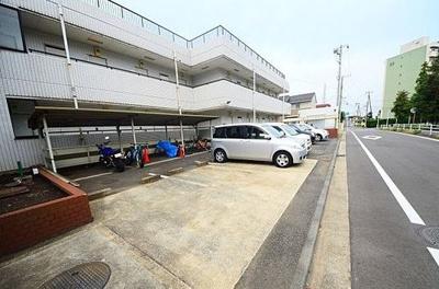 【駐車場】メゾン・ド・ドリーム横浜