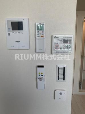 【エントランス】G-Residence Akabane