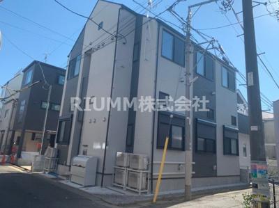 【外観】G-Residence Akabane