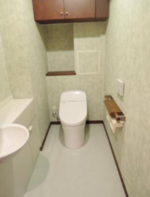 【トイレ】ウイング本牧