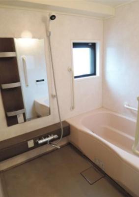 【浴室】ウイング本牧