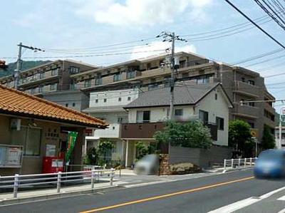 【外観】ファミール上安ステーションサイド
