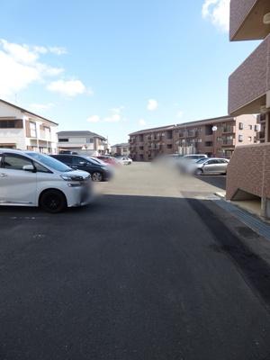【駐車場】フローラ蜆塚Ⅰ