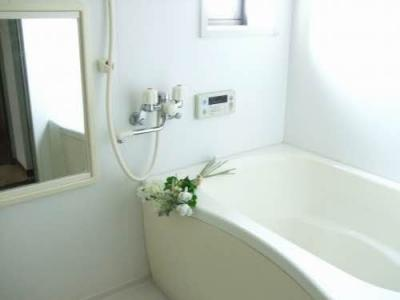 【浴室】エーデルハイム栗田