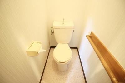 【トイレ】プチシャトー山本