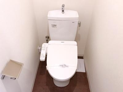 【トイレ】ルネサンスコート三軒茶屋カルム