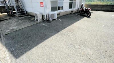 【駐車場】アトリオ2