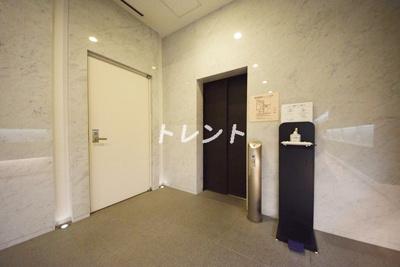 【設備】市ヶ谷スクエアレジデンス(旧市ヶ谷東急ビルSTUDIO)