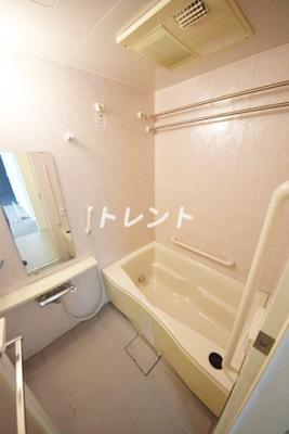 【浴室】市ヶ谷スクエアレジデンス(旧市ヶ谷東急ビルSTUDIO)