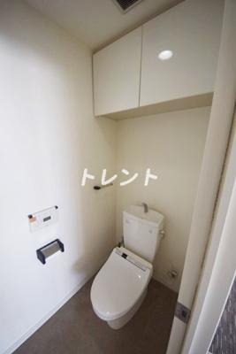 【トイレ】市ヶ谷スクエアレジデンス(旧市ヶ谷東急ビルSTUDIO)