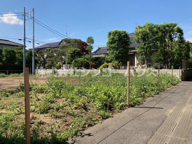 【外観】加須市元町 売地