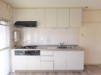 【キッチン】金剛第三住宅 223棟