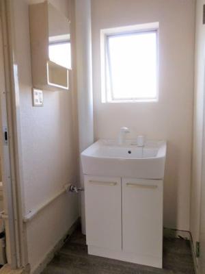 【独立洗面台】金剛第三住宅 223棟
