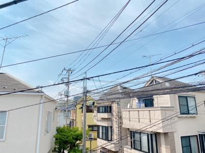 【バルコニー】グレース駒沢