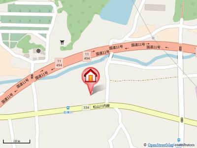 【地図】North Marry・