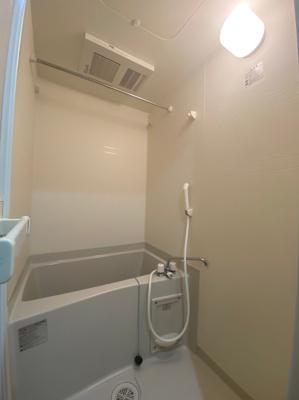 【浴室】フレイランスNAMBA PLACE