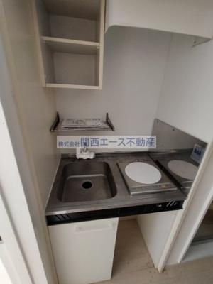 【キッチン】サンライフ若江