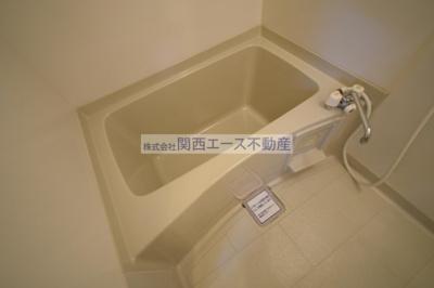 【浴室】ミラーハイツⅢ