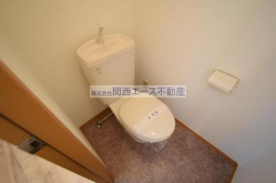 【トイレ】ミラーハイツⅢ