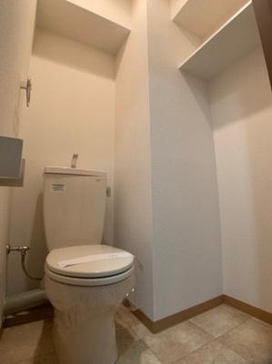 【トイレ】リュストル上汐