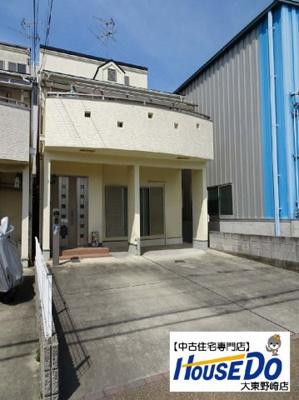 【外観】中古戸建 大東市三箇6丁目(平成17年築)