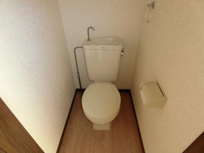 【トイレ】パームハイツ