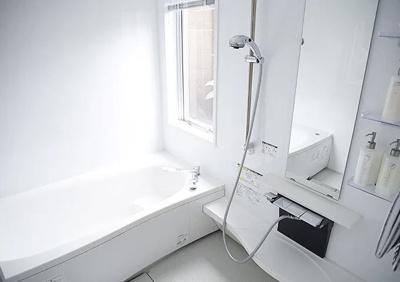 【浴室】恩納村リノベ・ペンション