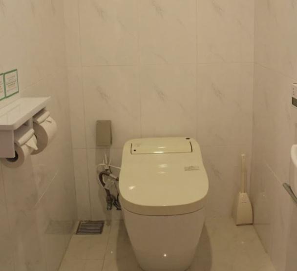 【トイレ】恩納村リノベ・ペンション