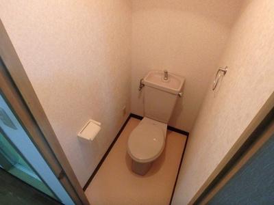 【トイレ】Bergamotto吉野町
