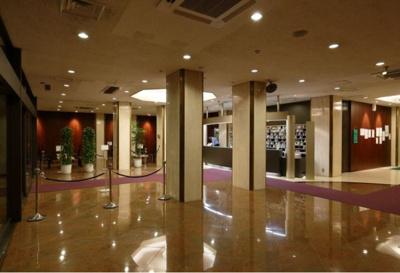 【エントランス】赤坂レジデンシャルホテル