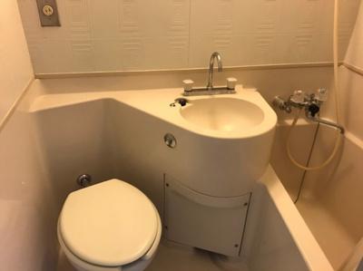 【トイレ】赤坂レジデンシャルホテル