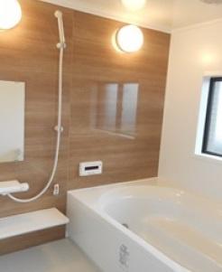 【浴室】ネオハイツ神陵台