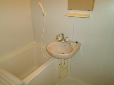 【浴室】ショーケー上杉一号館