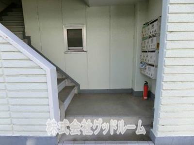 【玄関】サンピオーネ