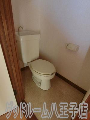 【トイレ】サンピオーネ
