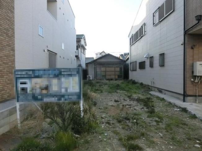 【前面道路含む現地写真】花川1丁目新築戸建