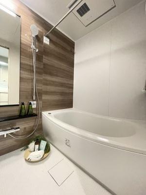 【浴室】ライオンズマンション本川越 4LDK中古マンション