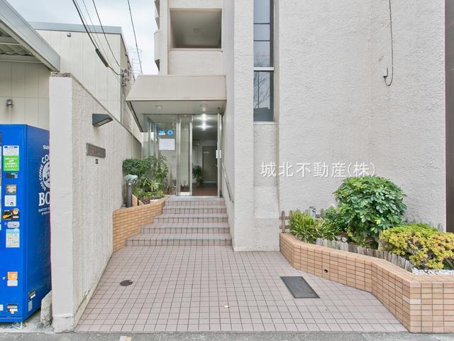 【エントランス】セブンスター集成第一マンション
