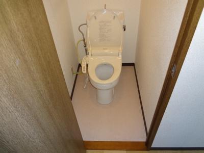 【トイレ】ドルチェ北田辺