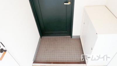 【玄関】フレグランスハイツ