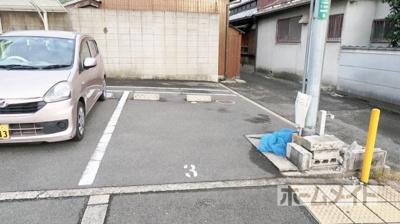 【駐車場】フレグランスハイツ